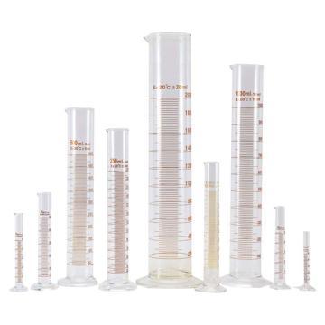 亚速旺ASONE经济型量筒4201-1000(附检测合格证书) 1000ml,CC-4183-08