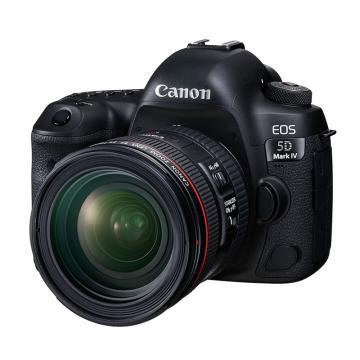 佳能Canon 数码单反相机,全画幅 (约3040万像数)EOS 5D Mark IV(EF 24-70mm f/4L IS USM)