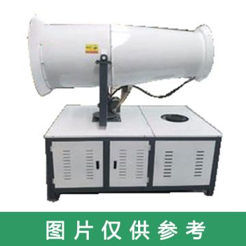 西域推荐 固定式自动除尘雾炮机(风筒电机和水泵电机为节能型电机),RHL-60-GD,60米