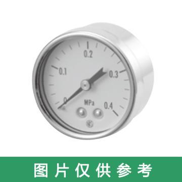 SMC 洁净系列用压力表,G49-10-02