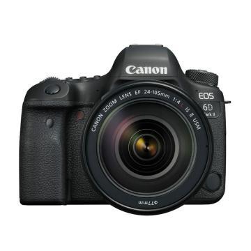 佳能Canon 单反相机 全画幅约2620万像数 EOS 6D Mark II 单反套机(EF 24-105mm f/4L IS II USM )