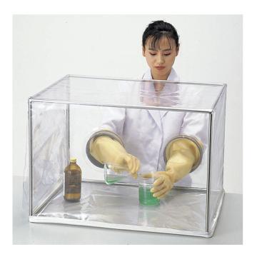 亚速旺 简易型手套箱 SM-1(手套式) 1个,3-116-01