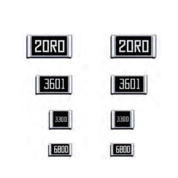 七一八厂 片式电阻器,RMZ1608BH30