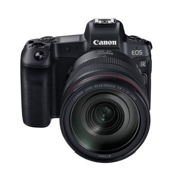 佳能Canon 数码微单相机,全画幅专微 ( 约3030万像数)EOS R(RF24-105mm F4 L IS USM)