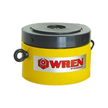 雷恩WREN 單作用超薄自鎖液壓油缸,200噸,行程45mm,CLP2002
