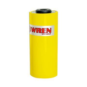 雷恩WREN 单作用中空液压油缸,20吨,行程50mm,RCH202