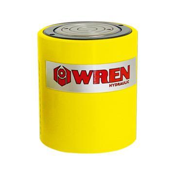雷恩WREN 单作用薄型液压油缸,20吨,行程45mm,RCS201