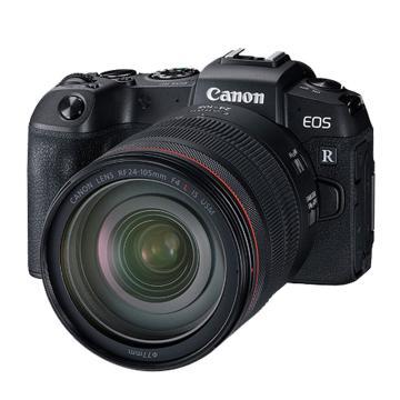 佳能Canon 数码微单相机,全画幅专微 ( 约2620万像数)EOS RP(RF24-105mm F4 L IS USM)