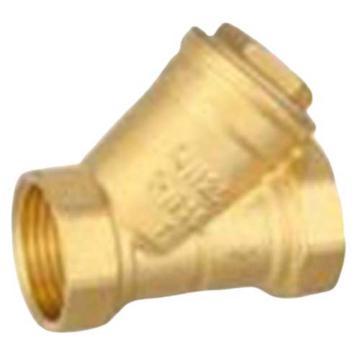 8113820玉泉 铜过滤器,DN15(重)