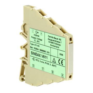 德国高美测仪/GMC-I 可编程温度变送器,SINEAX V611