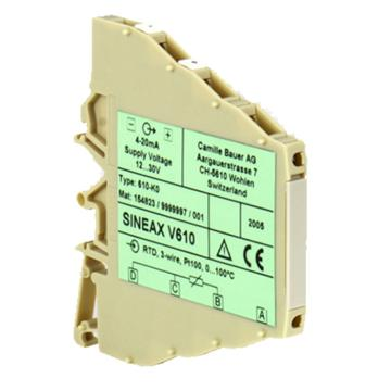 德国高美测仪/GMC-I 温度变送器,SINEAX V610