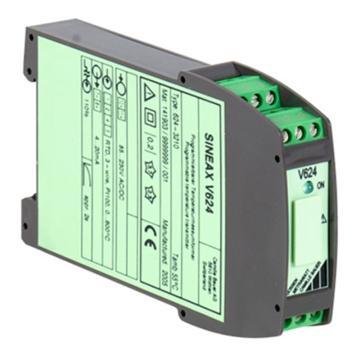 德国高美测仪/GMC-I 可编程温度变送器,SINEAX V624