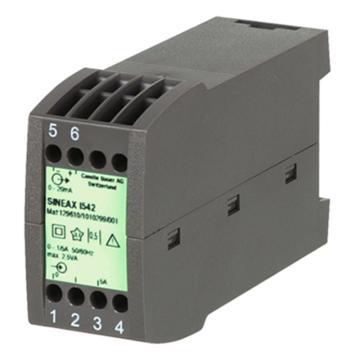 德国高美测仪/GMC-I 电流变送器,SINEAX I542 0.5级/单相/4-20mA