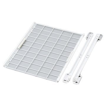 亚速旺 干燥器配件 深型置物框隔板 (1个),3-5034-01