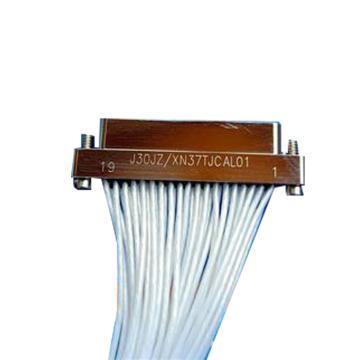 骊创 电连接器,J30JZ/XN9TJCAL01-20CM