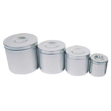 亚速旺(ASONE)实验室用ASONE不锈钢罐 TC-02(1个),CC-4622-02