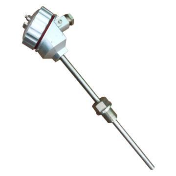 沈阳东联热工 铠装热电阻,WZP2-241 插深300mm直径12mm
