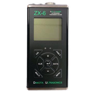 达高特/DAKOTA 超声波测厚仪,ZX-6(含T-102-2700标准探头)