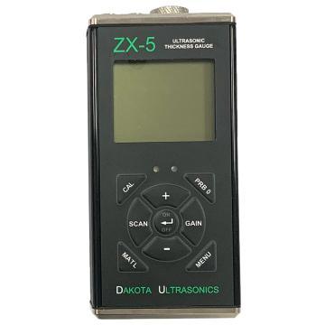 達高特/DAKOTA 超聲波測厚儀,ZX-5(含T-102-2000標準探頭)