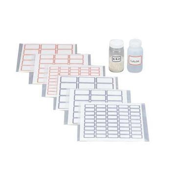 亚速旺实验室用标签 小张 红 315个/盒