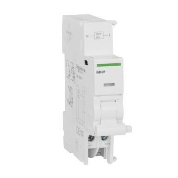 施耐德Schneider iMNV适用于1P+N/2P MCB (iC65,iDPN,iDPNK2),A9A26980(9的倍数订货)