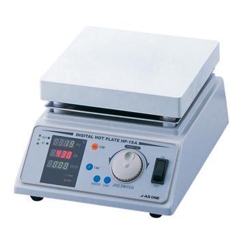 亚速旺 大功率数字式加热板 HP-1SA,1-7565-01