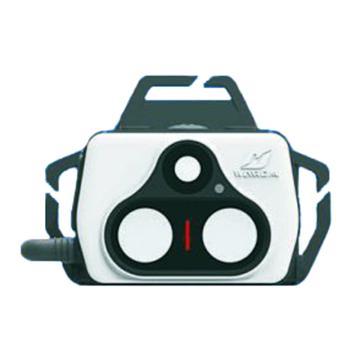 华荣头戴式音视频记录仪,RLESL218 LED光源 暖白光