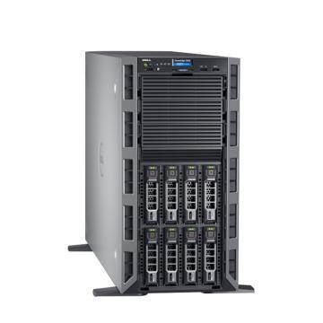 戴尔DELLT630服务器,8*3.5背板[铜牌3104/8G/SAS600G/H330/DVDRW/495W/3年保修]不含系统