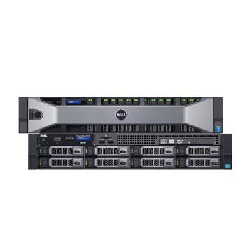 戴尔DELLR730服务器,8*3.5背板[E5-2603V4/8G/SAS600G/H330/495W/DVDRW/3年保修]不含系统