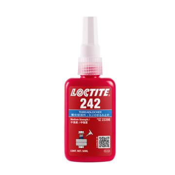 乐泰 螺纹锁固剂,242,50ml/瓶