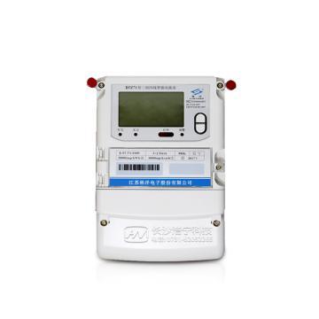 林洋 三相费控智能电表能,DTZY71 3*220/380V 3*1.5(6)A 6400ipm/KWH 1级(10只起订)