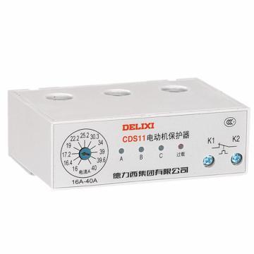 德力西DELIXI 电机保护器,CDS114A10A
