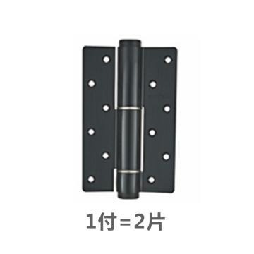 固特 AE型多功能液压合页,6寸,铝合金/黑古,可调速可定位