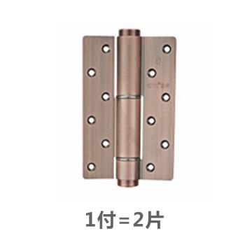固特 AE型多功能液压合页,6寸,铝合金/红古,可调速可定位