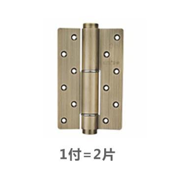 固特 AE型多功能液压合页,6寸,铝合金/青古,可调速可定位