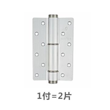 固特 AE型多功能液压合页,6寸,铝合金/砂银,可调速可定位