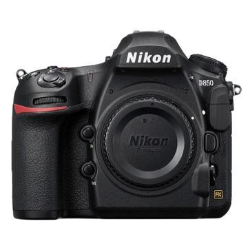 尼康D850机身单反相机,专业级全画幅 单反机身 d850(约4,575万有效像素 翻折触摸屏/WiFi 4K)