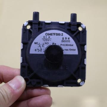金多叶 热水器风压开关 KFR-1开关C6467F500:2