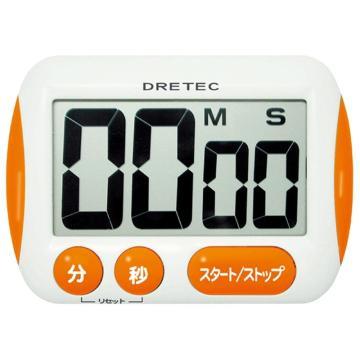 亚速旺(ASONE)大屏定时器 T-291OR(1个装),1-8011-01