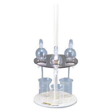 亚速旺(ASONE)分液漏斗台 BR-2型(1个),3-206-02