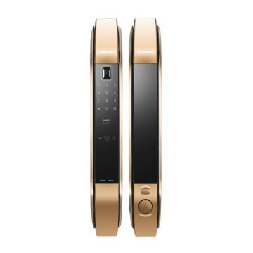 三星 智能电子门锁,808,金色