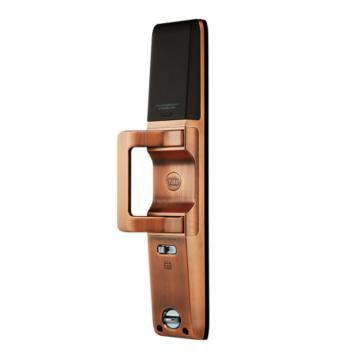 耶鲁 智能电子门锁,沃肯-F,古铜色