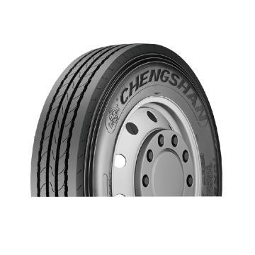 成山 汽車全鋼子午線輪胎,最大負荷(kg):2240 外直徑(mm):974,9R22.5-14