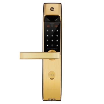 耶鲁 智能电子门锁,ZEN-F,金色