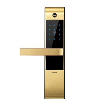 耶鲁 智能电子门锁,YDM-3109,金色