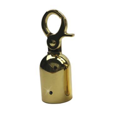 栏杆绳挂钩,钛金挂钩头1个+两颗螺丝
