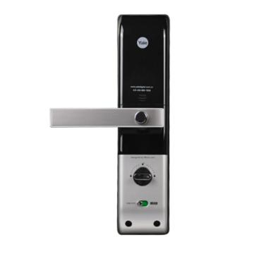 耶鲁 智能电子门锁,YDM-4109,银色