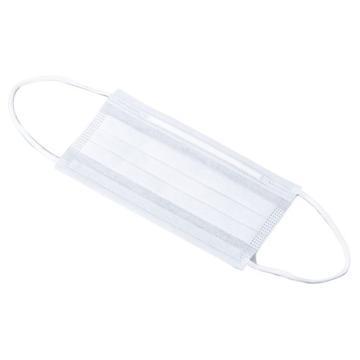 亚速旺实验室用经济型双层挂耳型口罩(独立包装) 50只/盒