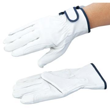 亚速旺实验室用猪皮手套 AT300 1双