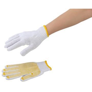 亚速旺实验室用防滑棉纱手套 720 (240双)20打